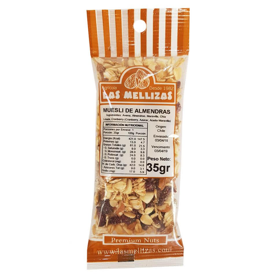 Snack - Muesli Avena Almendras
