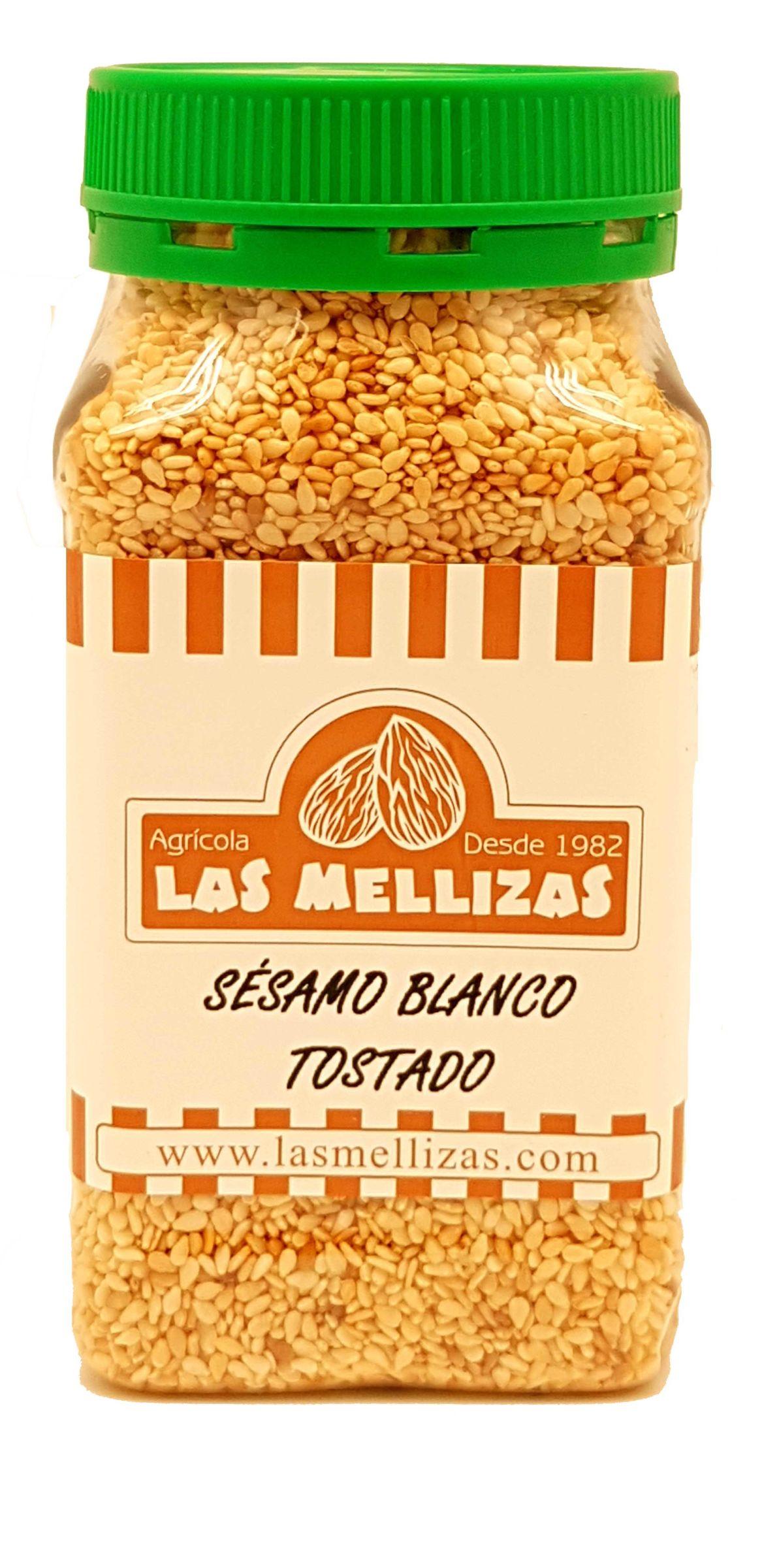 Sésamo Blanco Tostado