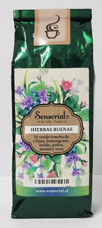 Té Verde - Hierbas Buenas