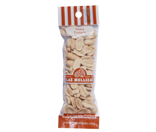 Snack - Maní Tostado Natural
