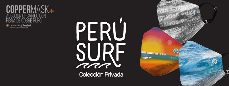 Coppermask+ Perú Surf