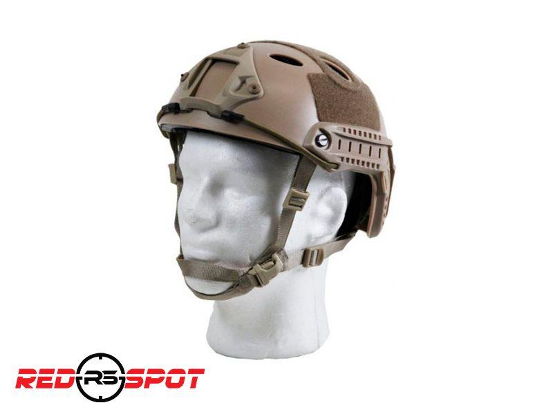 Bravo Airsoft PJ Style Helmet Version 3
