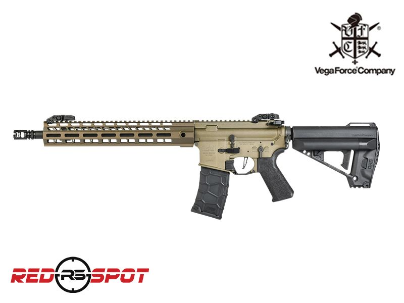 AVALON SABER CARBINE AEG TAN DELUXE