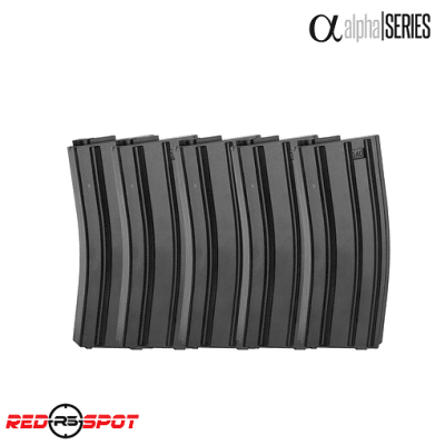 ALPHA M4 MAGAZINE 5 PACK