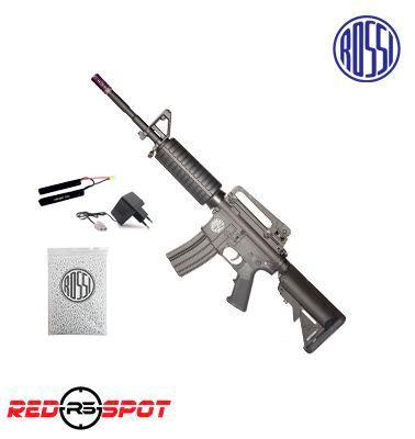 ROSSI M4 CARBINE BK + PACK BASICO