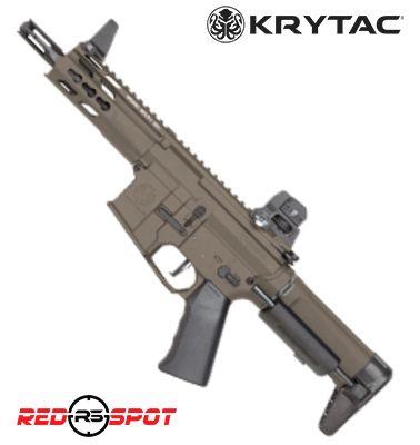 KRYTAC TRIDENT MK2 PDW FDE