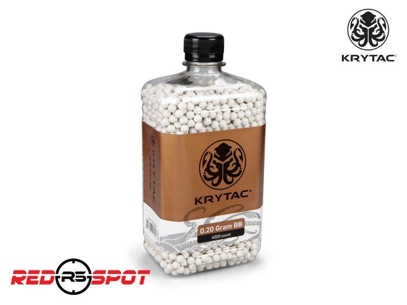 KRYTAC BB 0.20G / 4000 BOTELLA