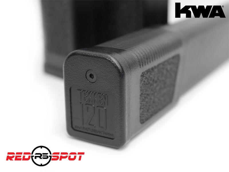 KWA MAGAZINE TK45, 120 ROUND - 3 Pack
