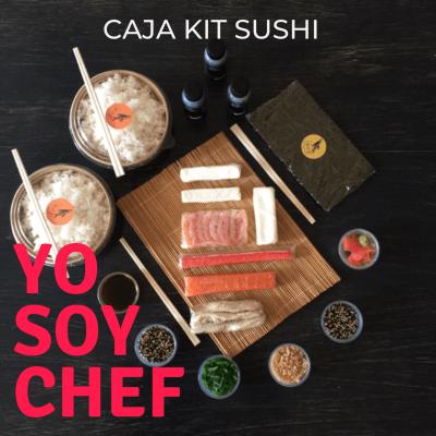Caja Kit Sushi!