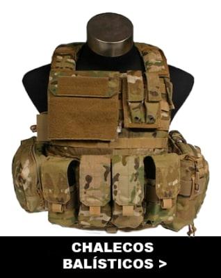 CHALECOS BALISTICOS