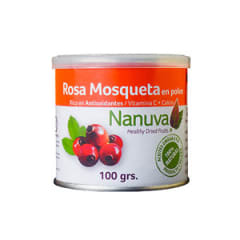 ROSA MOSQUETA EN POLVO 100 GR