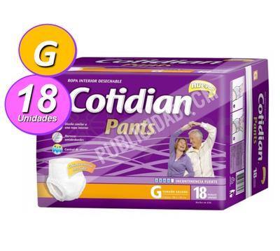 PANTS CALZÓN COTIDIAN G1
