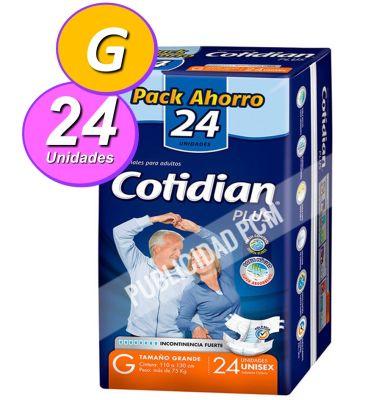 COTIDIAN PLUS G x 24 Un1
