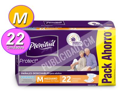 PAÑAL ADULTO PLENITUD M x 221