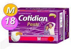 PAÑAL CALZON COTIDIAN M