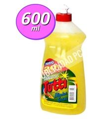 LAVALOZA TUTTI 500 ml + 20% GRATIS 12 Unidades