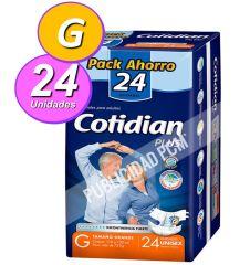 COTIDIAN PLUS G x 24 Un