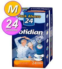 COTIDIAN PLUS M x 24 Un