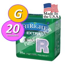 PAÑAL ADULTO FITRIGHT ULTRA G