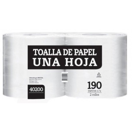 TOALLA MANO ECONOMICA  ELITE 190 MTS