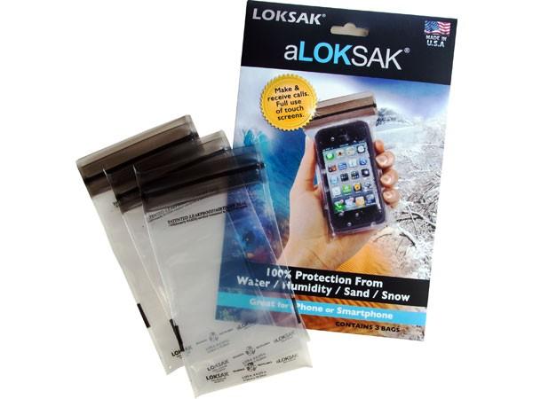 Funda Loksak Iphone, eTrex