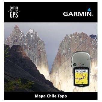 Mapa Topo Andes