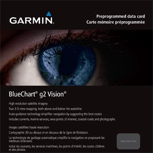 BlueChart G2 Vision