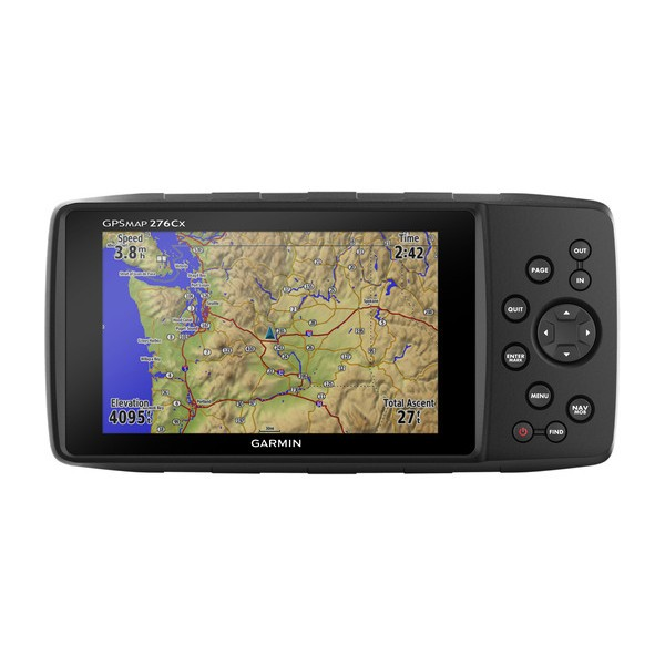 GPS Map 276cx