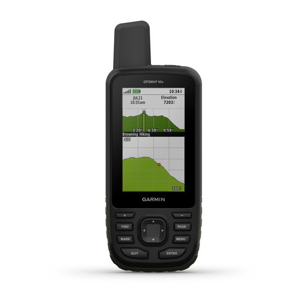 GPS Map 66s
