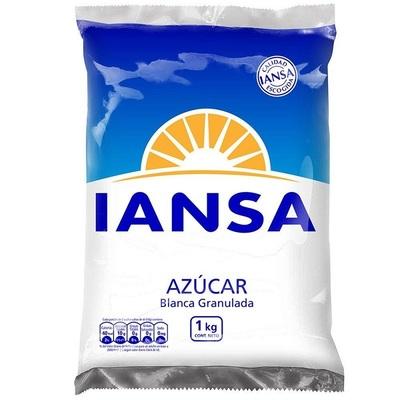 AZUCAR IANSA 1KG