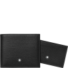 Set Wallet 6cc Pocket 2cc Black