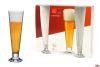Juego 3 Copas de Cerveza Largos (24cm) Italianas