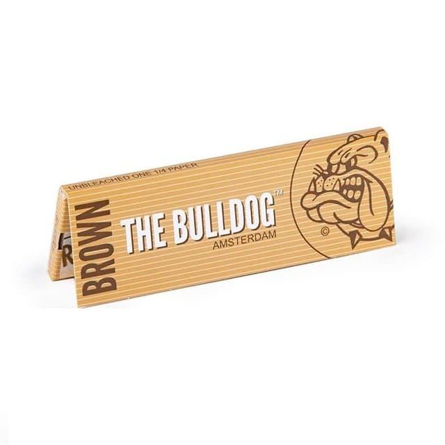 Bulldog Brown- Papelillo 1 1/4