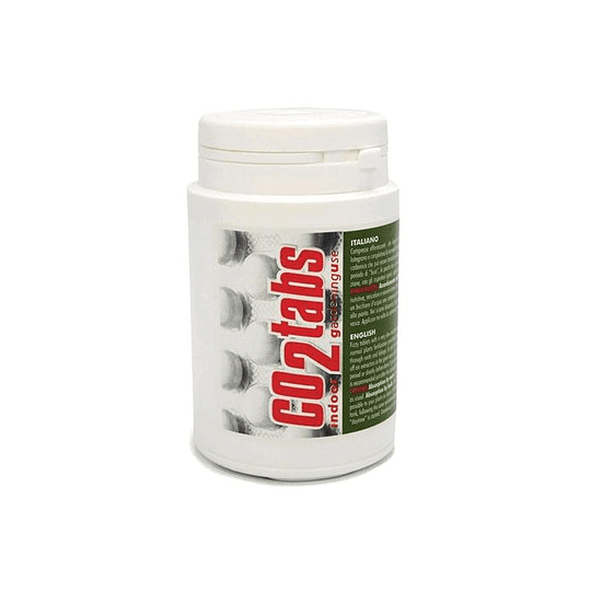 Idrogrow -Tabletas CO2