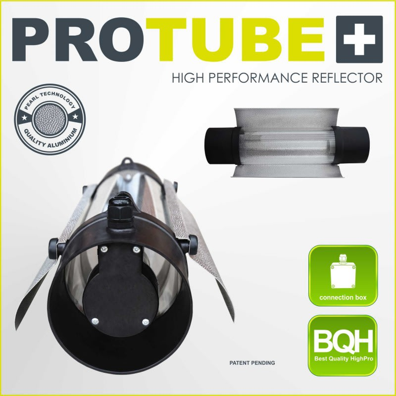 Garden Highpro - Protube 125 mm (cooltube)