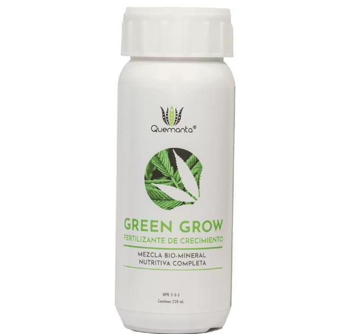 Quemanta - Green Grow