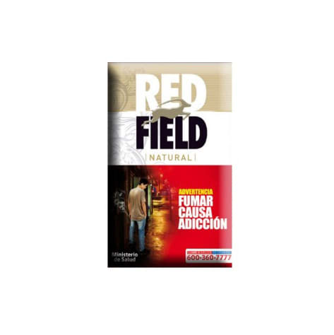 Tabaco Red Field 40grs