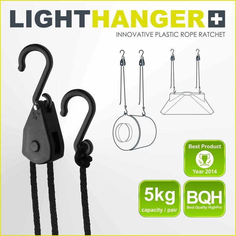 Garden Highpro - Poleas Lighthanger 5Kg