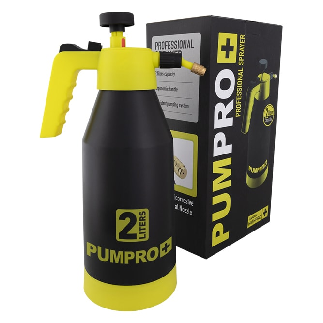 Pulverizador de agua - Pumpro 2 litros Garden
