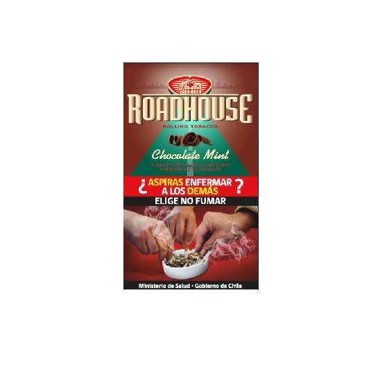 Tabaco Roadhouse 40grs
