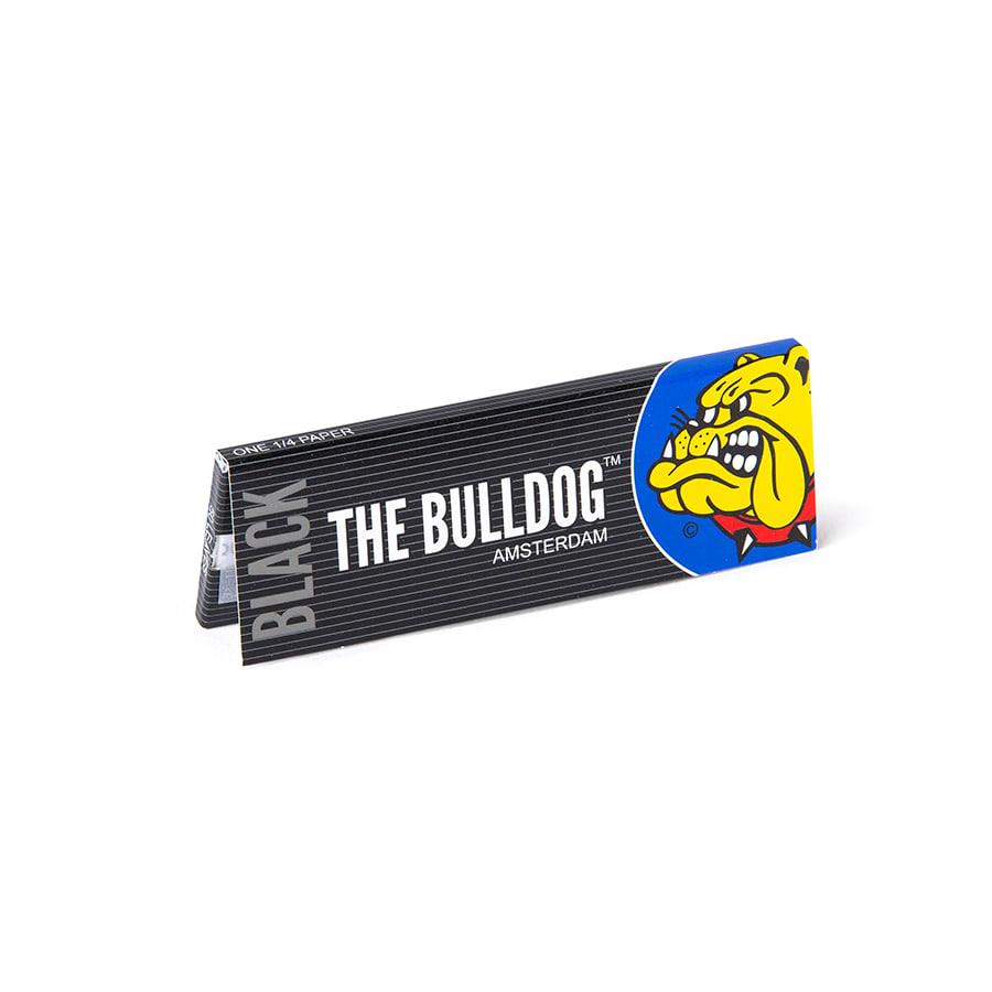 Bulldog Black - Papelillo 1 1/4