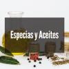 ESPECIAS Y ACEITES
