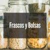 FRASCOS Y BOLSAS