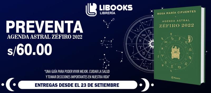 product agenda astral zefiro 2022