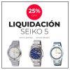 Liquidación Seiko 5