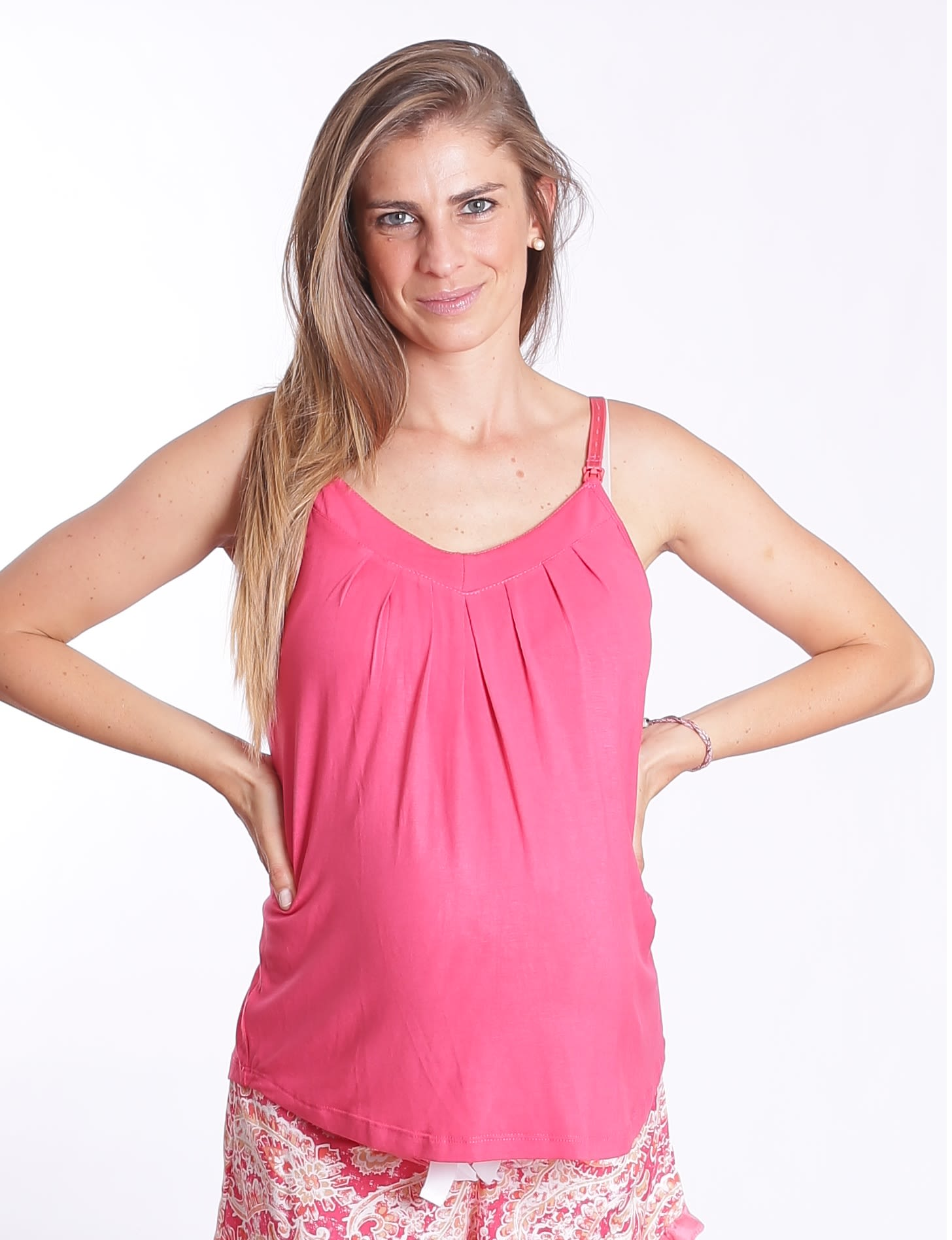 POLERA LACTANCIA  BERRY