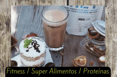 fitness super alimentos y proteinas
