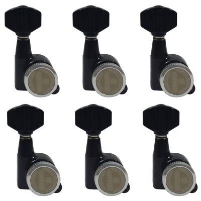 Clavijero con Locking MGT 6L Black SG381-07