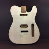 Cuerpo de Telecaster Top Maple Flameado 1