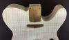 Cuerpo de Telecaster Top Maple Flameado 6